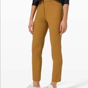 Lululemon City Sleek 5 Pocket Pant